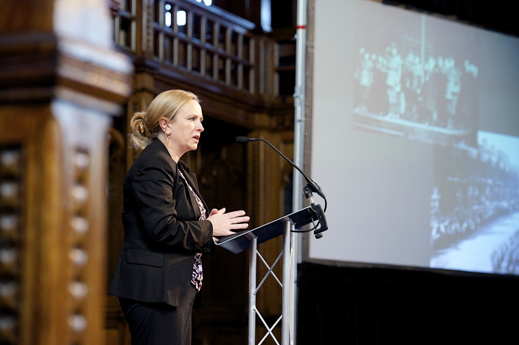 The social and cultural impact of World War I: From the local to the global, Dr Ana Carden-Coyne (Senior Lecturer in the War and Conflict and Co-Director of the Centre for the Cultural History of War)